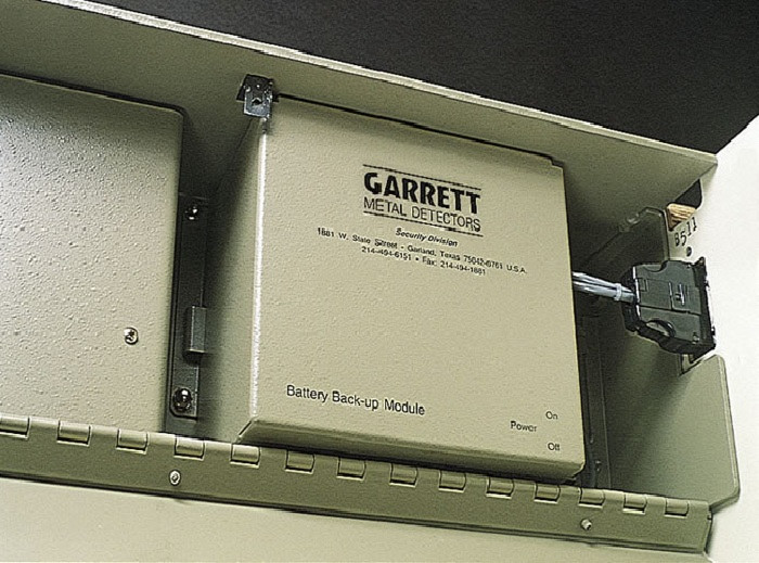 Accuset t.b.v. GARRETT detectiepoorten